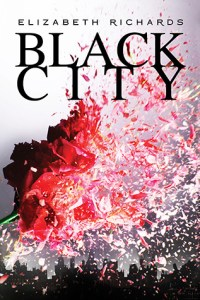 Black City Elizabeth Richards Book Cover