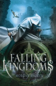 Falling Kingdoms Morgan Rhodes Book Cover