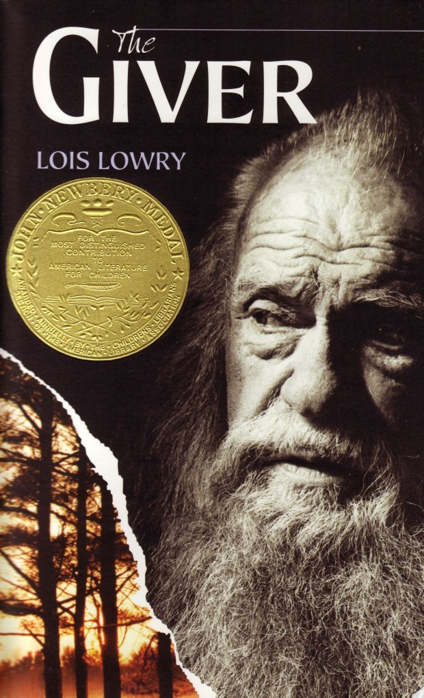 The Giver Lois Lowry Book Cover