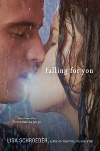 Falling For You Lisa Schroeder Book Cover