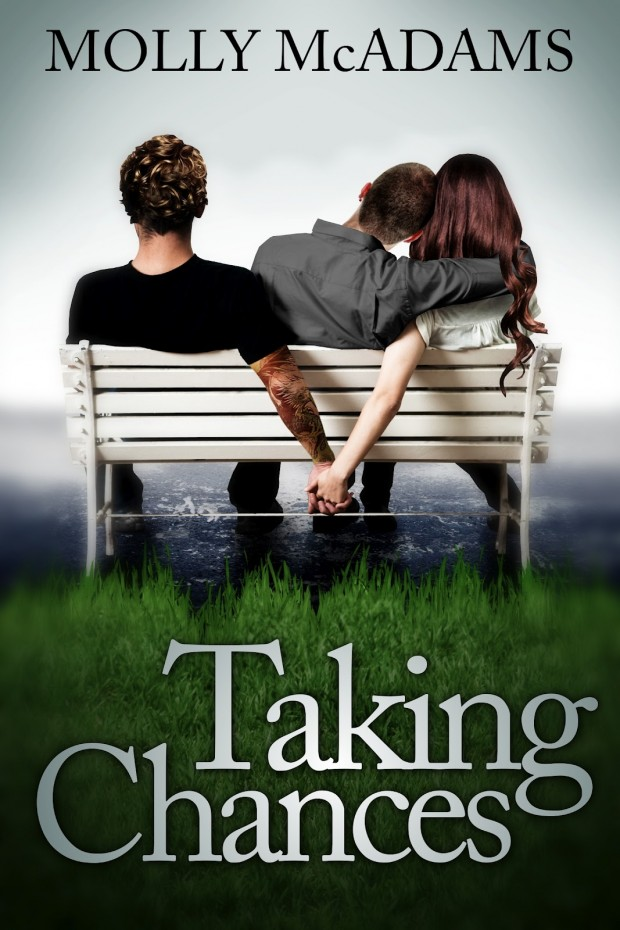 Taking Chances Molly McAdams Book Cover
