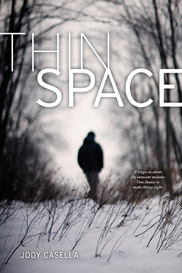 Thin Space Jody Casella Book Cover