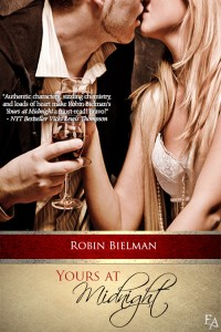 Yours At Midnight by Robin Bielman | Good Books And Good WIne