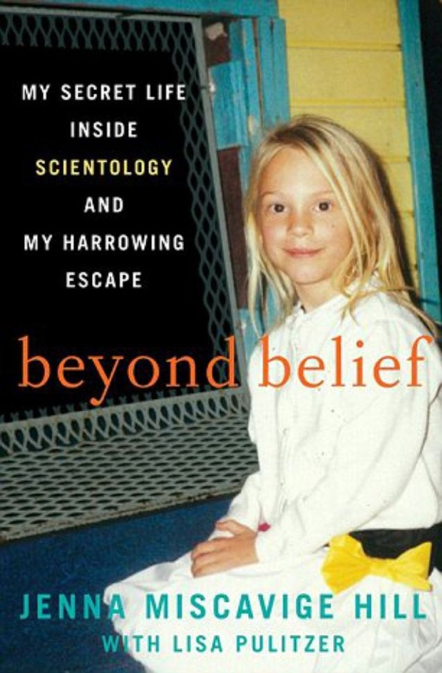 Beyond Belief by Jenna Miscavige Hill | Good Books And Good Wine
