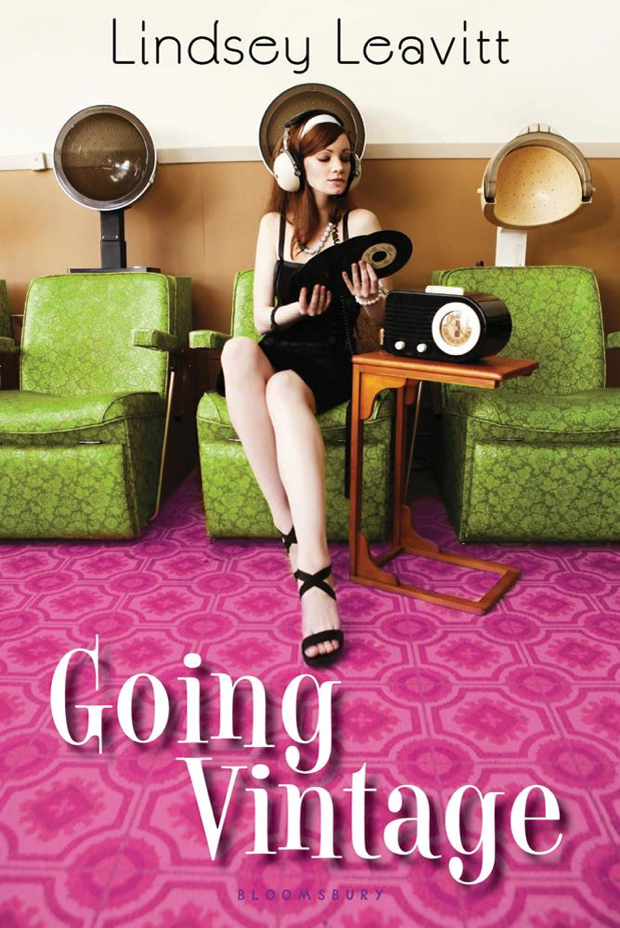 Going Vintage by Lindsey Leavitt | Good Books And Good Wine