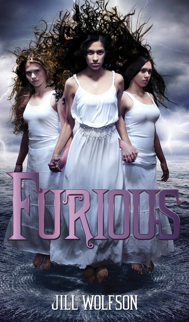 Furious by Jill Wolfson | Good Books And Good Wine
