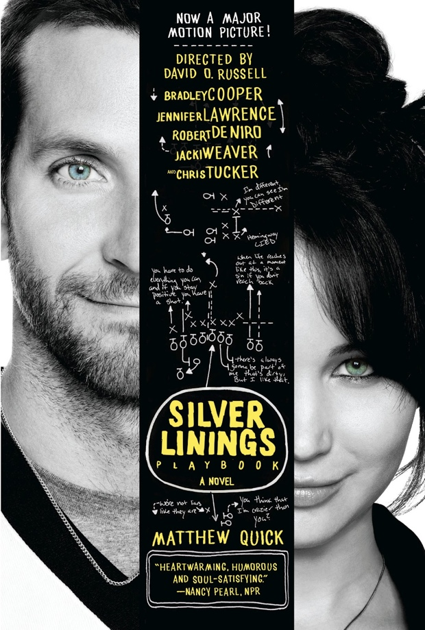 The Silver Linings Playbook by Matthew Quick | Good Books And Good Wine