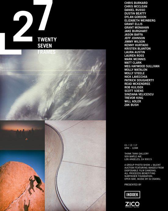 "27 Frames"" – Snapshot Throwback Fundraiser Exhibition – The Good Brine"