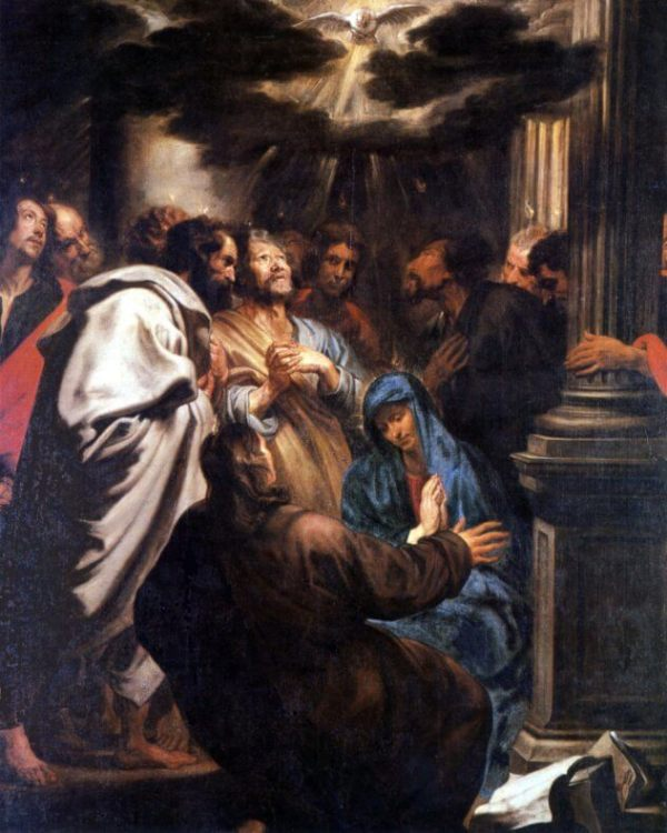 Pentecost: From the Old Testament to the New