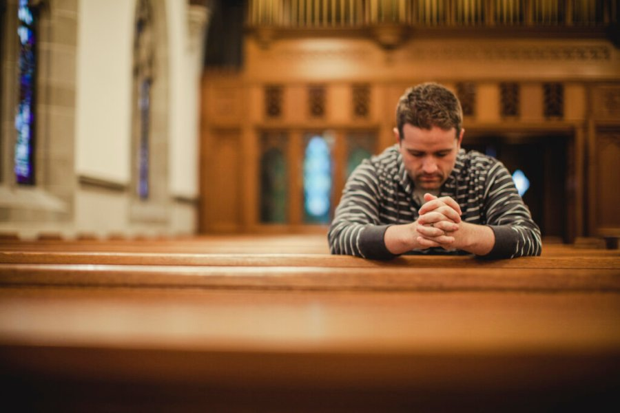 Offering intentions after receiving Holy Communion