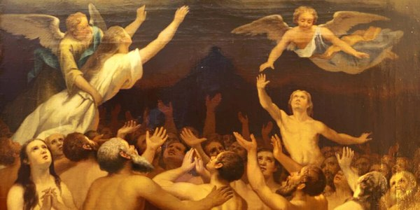 Prayer for the Holy Souls in Purgatory by St. Gertrude the Great