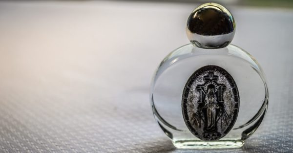 8 Ways to Use Holy Water