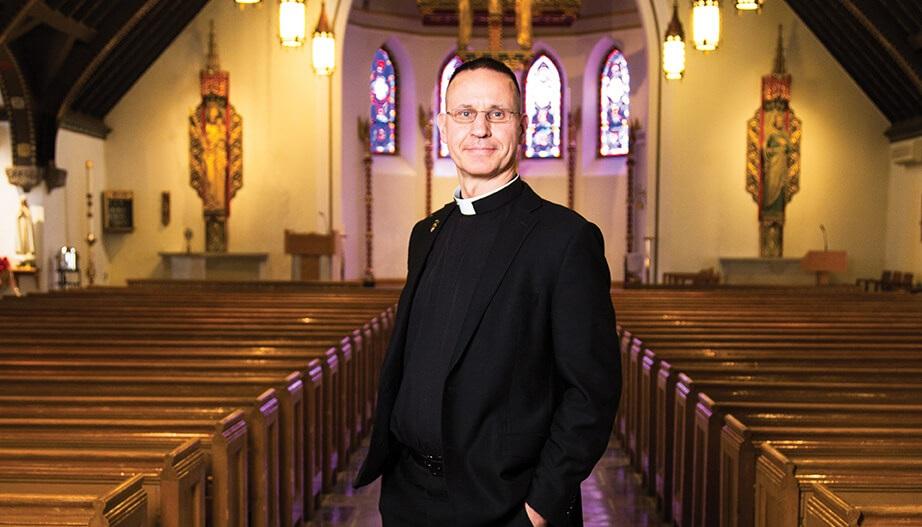 A Military Chaplain's Story — with Fr. Matthew Pawlikowski