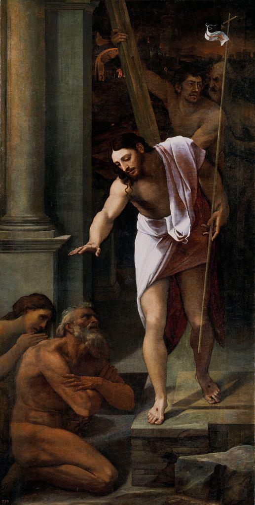 The Descent of Christ into Limbo by Sebastiano del Piombo