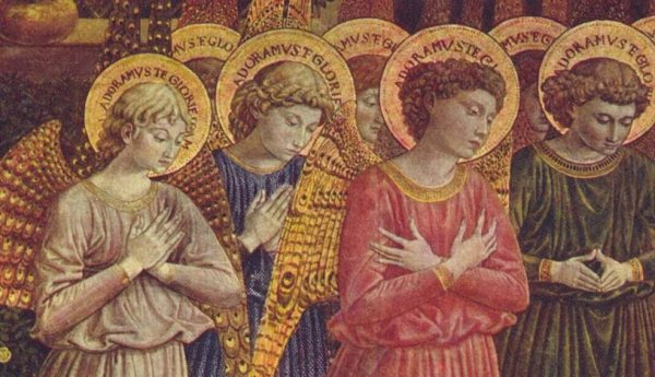 25 Quick and Fascinating Angel Facts