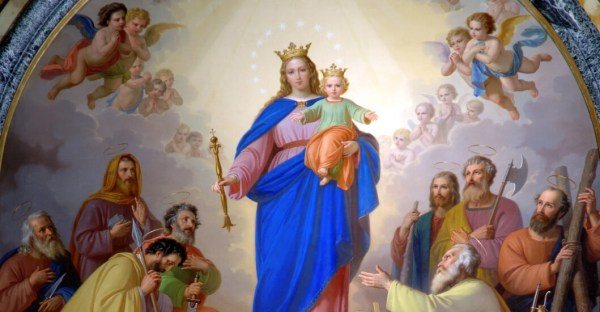 Mary, Help of Christians: A Prayer for Help in All Our Necessities