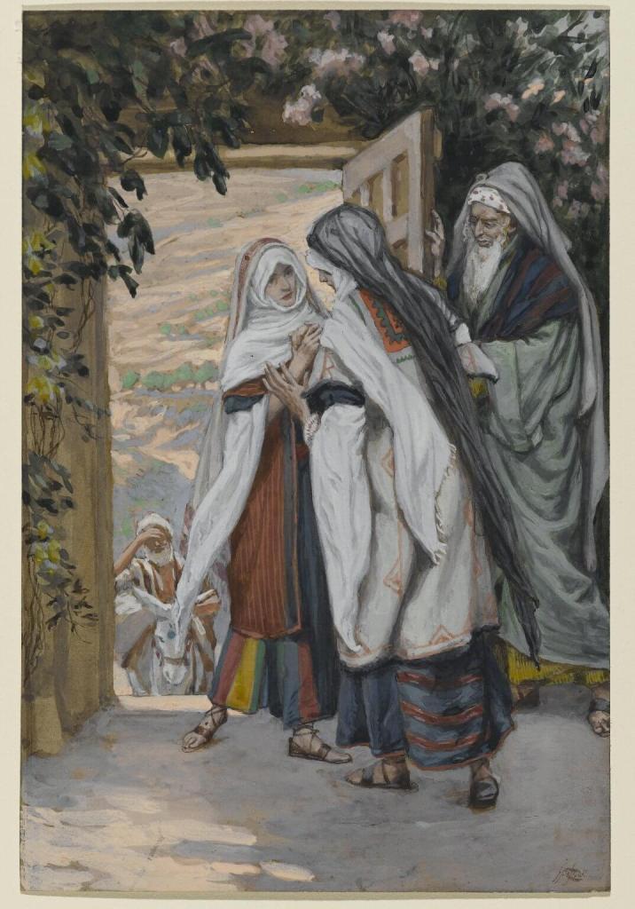 The Visitation by James Tissot