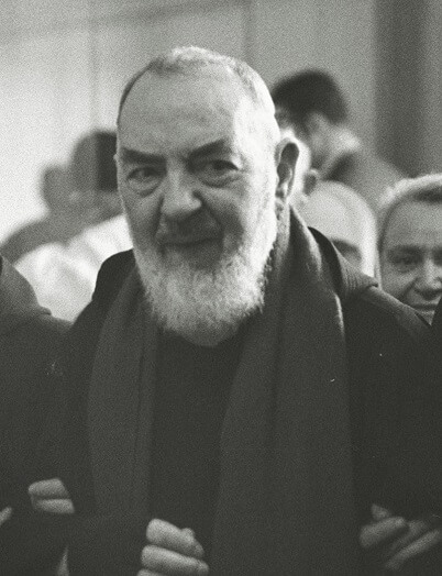 The mysterious Padre Pio