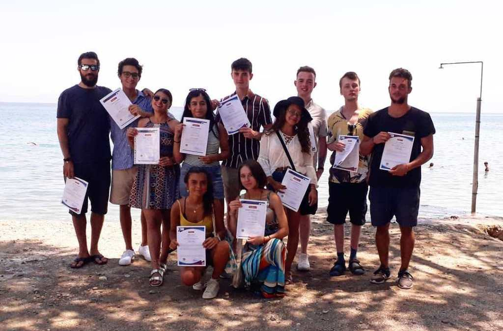 First Leitrim volunteers complete European Solidarity Corps camp