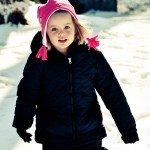 Wordless Wednesday: Snow Baby