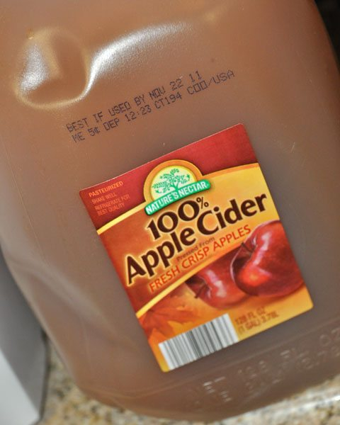 Apple Orchard Cider Slushies
