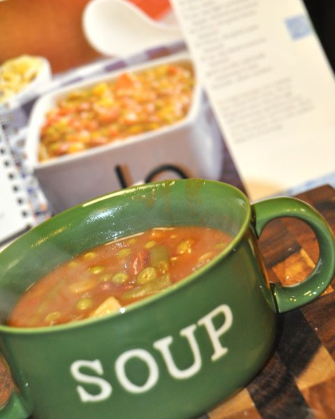 Hearty Soup for the cold winter months