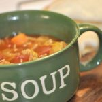 Slim Down Veggie Soup