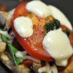 Mini Whole Wheat Pizzas- Freezer Friendly