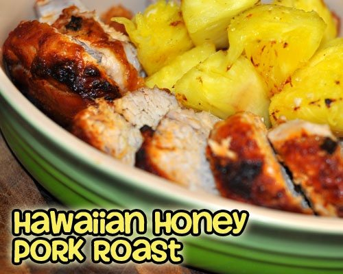 Hawaiian Honey Pork Roast