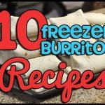 10 Freezer Burrito Recipes