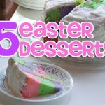 Recipe Roundup: Easter Sweets