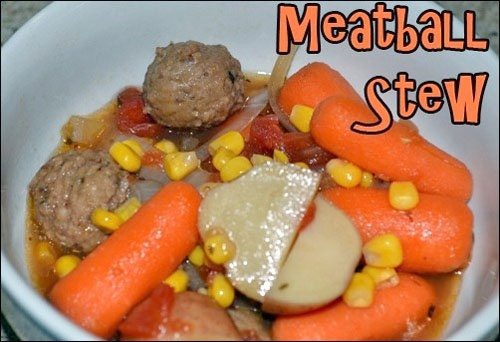 MF Meatball Stew