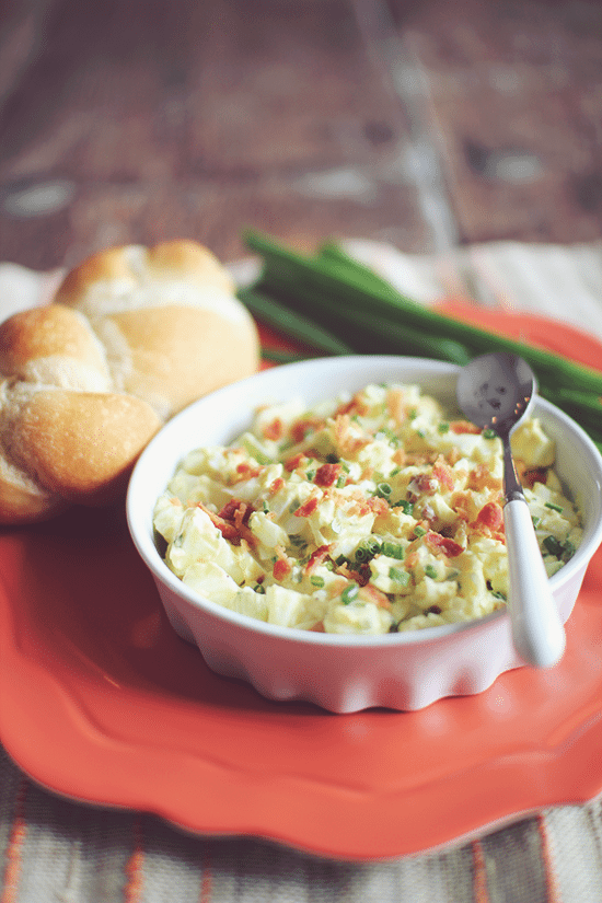 Protein Packed Egg Salad