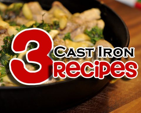Recipes for Cast Iron Skillet