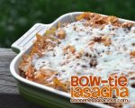 Bowtie Lasagna