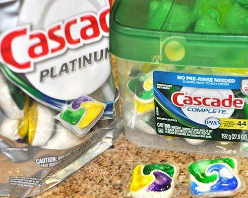 Casacade