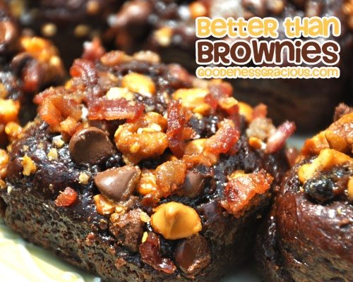 how to make brownie mix better