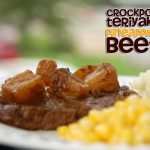 Quick Crockpot Teriyaki Pineapple Beef