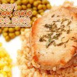 Pork Chops and Rice