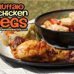 Buffalo Chicken Legs Recipe