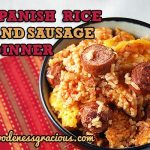 Spanish Rice & Sausage Dinner