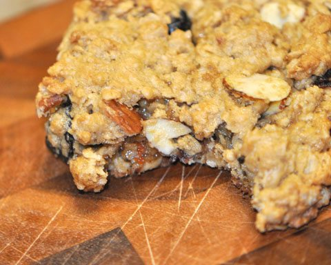 Breakfast Trail Mix Cookies
