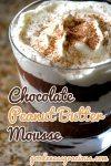 Chocolate Peanut Butter Parfait