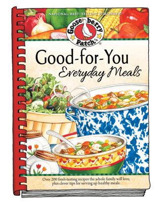 New Gooseberry Patch Cookbook