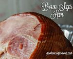 Brown Sugar Ham