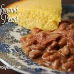Stove Top Ham and Beans