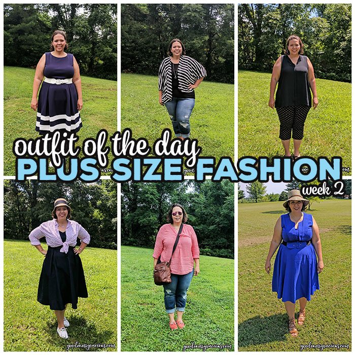 Is finding fun plus sized clothing a struggle for you like it is for me? Each week I am sharing daily dose of my journey to finding clothes I love. The good, the bad and the ugly.