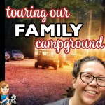 Touring Our Family Campground