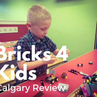 Bricks 4 Kidz Calgary Birthday Party Review
