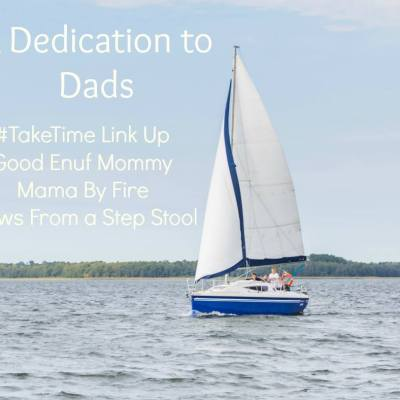 #TAKETIME Link UP: A tribute to the dads